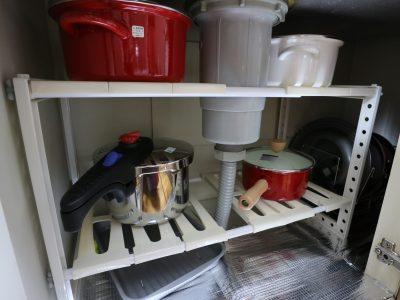 共用の調理器具もご用意しています。