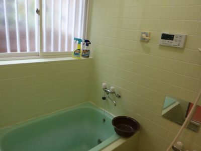 1F:お風呂・洗面所も含めて、次の人が気持ちよく使えるようにお願いします。