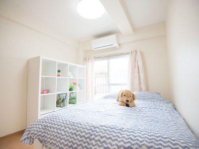 日当たりのよい202号室 10㎡