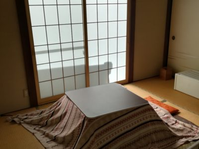 1階宿泊用和室