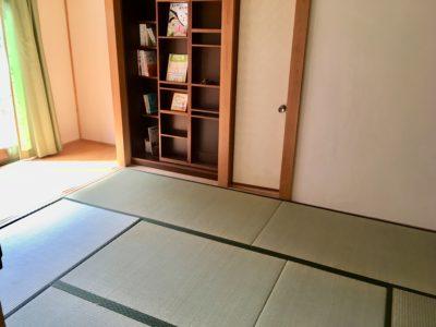 およそ7畳の和室は、イベントスペースとして1時間500円でお貸しします。