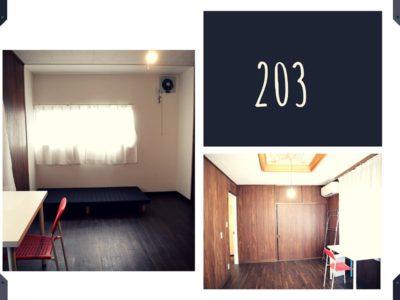 203(14.7㎡+収納)
