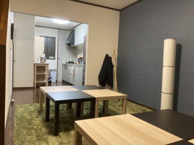 mitsuku_リビング~キッチン